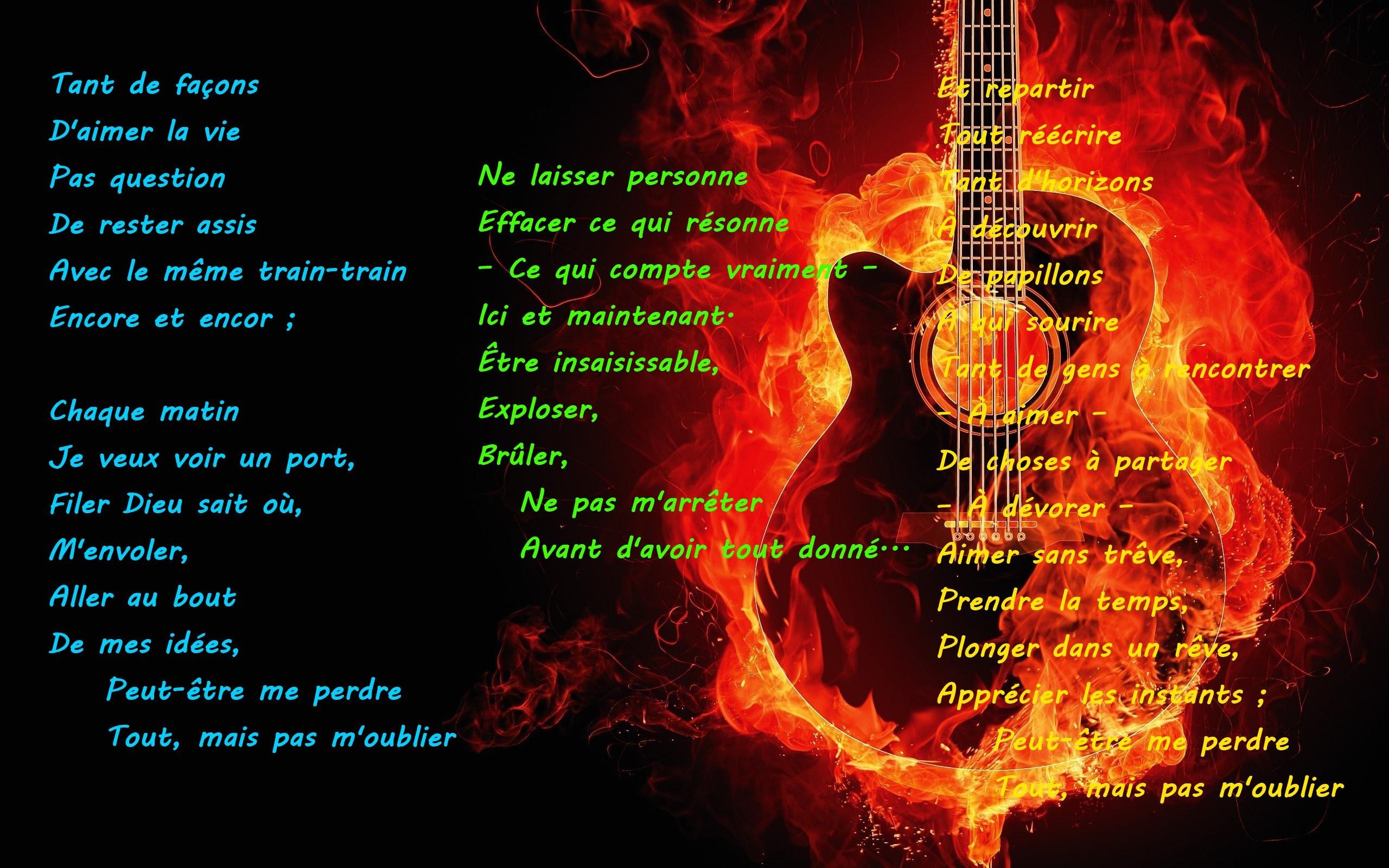 Non à la routine ! (2) dans Poèmes non-a-la-routine-2